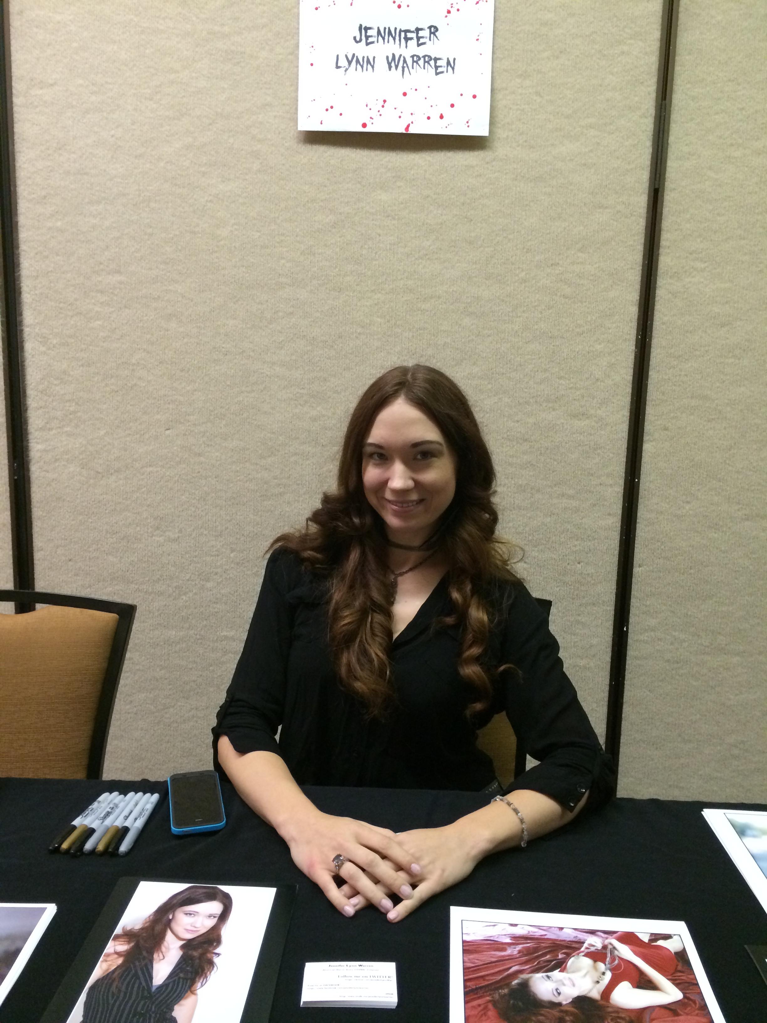 Jennifer Lynn Warren | Jason Harris Promotions