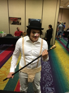 Alex from A Clockwork Orange.