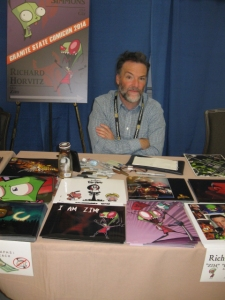 Richard Horvitz.