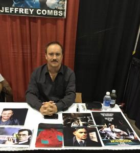 Actor Jeffrey Combs (Re-Animator, Star Trek: Deep Space Nine)