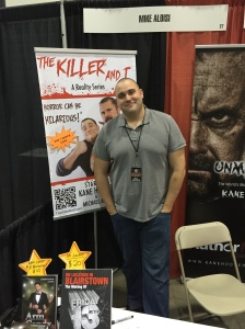 Author Mike Aloisi.
