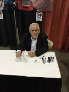 Actor John Ratzenberger (Cheers).