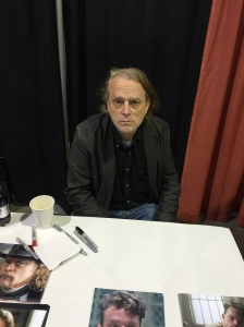 Actor Brad Dourif (Child's Play).