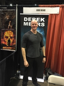 Derek Mears (Friday the 13th and Halloween remakes)