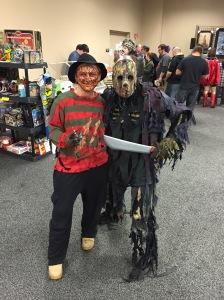 Freddy and Jason.
