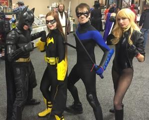 The Gotham gang.