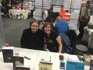 Authors T.T. Zuma and Stacey Longo.