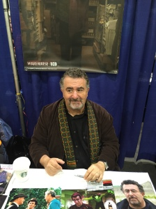 Actor Saul Rubinek (Warehouse 13, True Romance).