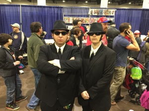 The Blues Brothers.