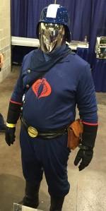 Cobra Commander.