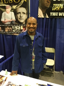 Actor Seth Gilliam (The Walking Dead).