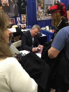 Actor Anthony Michael Hall (Weird Science, televison's The Dead Zone).