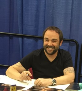 Actor Mark Sheppard (Supernatural, Leverage).