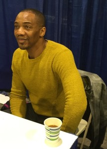 Actor J. August Richards (Marvel's Agents of Shield, Angel).
