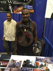 Steven Williams (Supernatural, The X-Files, Jason Goes to Hell).
