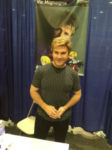 Actor Vic Mignogna (Star Trek Continues).