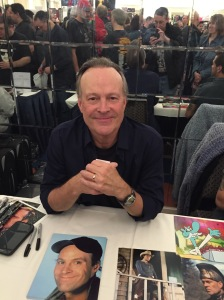 Dwight Schultz (The A-Team, Star Trek: The Next Generation).