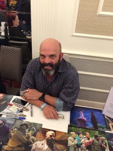 Lee Arenberg (Pirates of the Caribbean series).