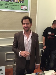 Jamie Kennedy (Scream, Scream 2).