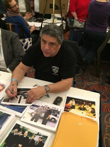Vincent Pastore (The Celebrity Apprentice, The Sopranos).