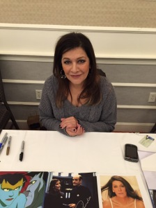 Marina Sirtis (Star Trek: The Next Generation).