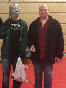 The Two Jasons. Jason Voorhees and Jason Rivers.