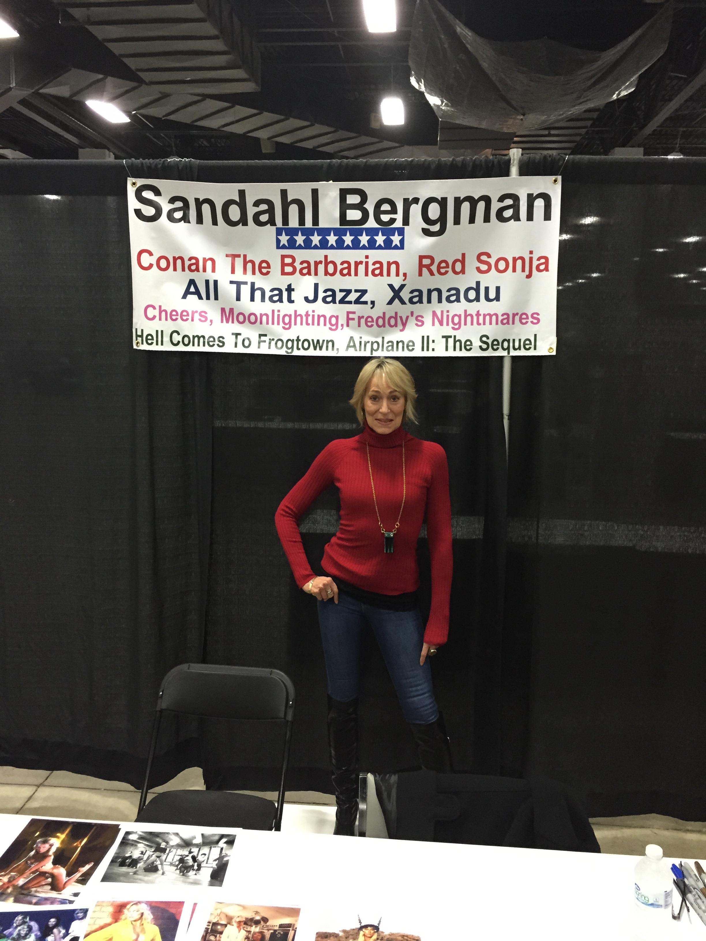 Sandahl Bergman Nude Photos 19