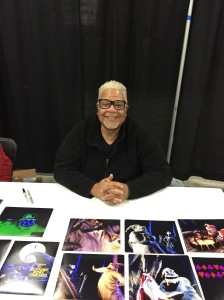 Ken Page (The Nightmare Before Christmas).