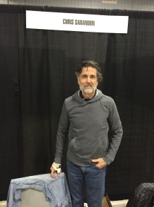 Chris Sarandon (The Princess Bride).