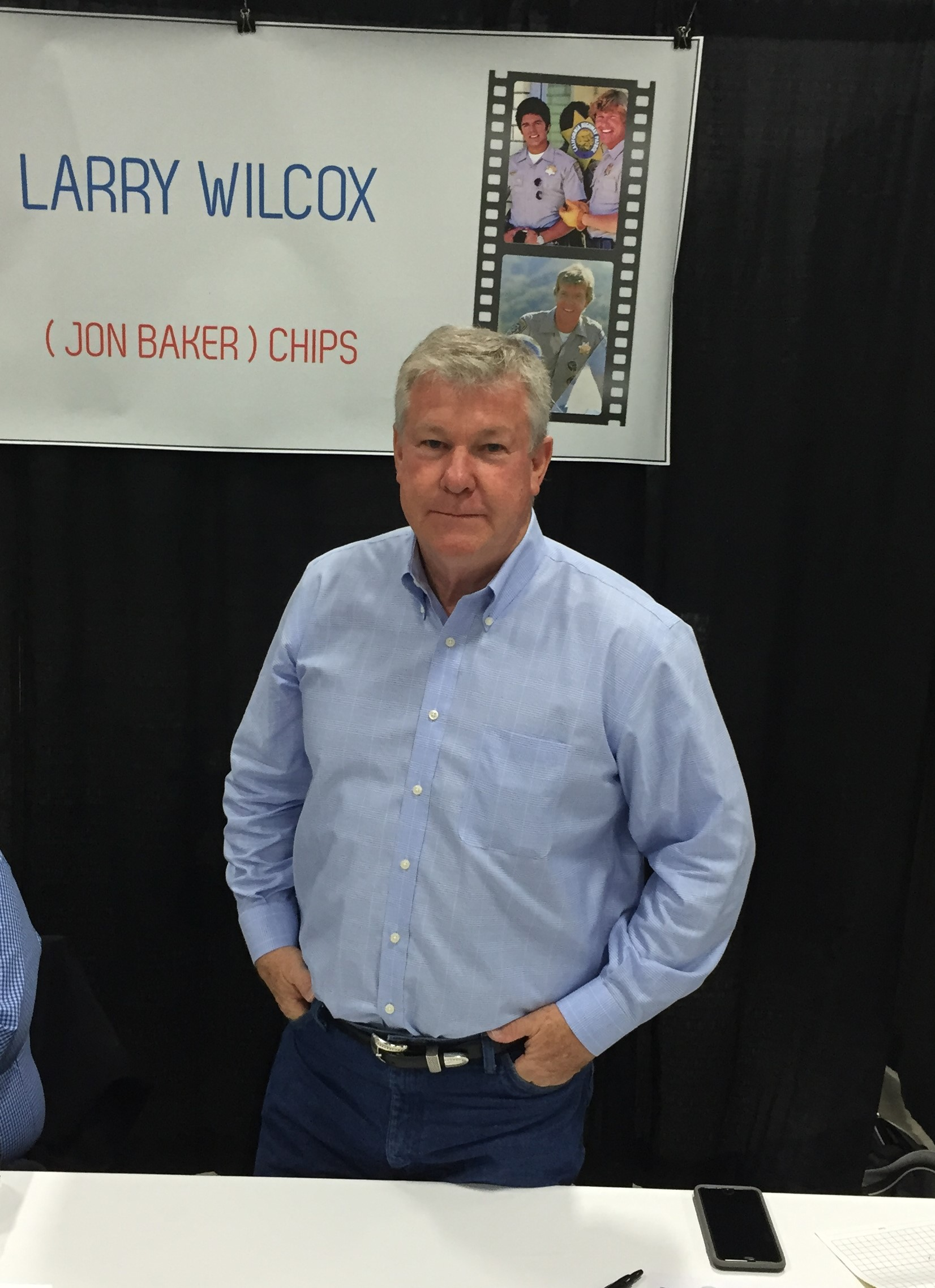 larry wilcox 2017 - photo #20