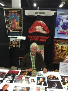Barry Bostwick (The Rocky Horror Picture Show, Some Guy Who Kills People).