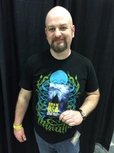 Author David Price.