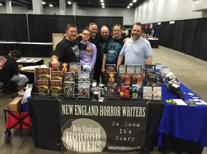The New England Horror Writers.