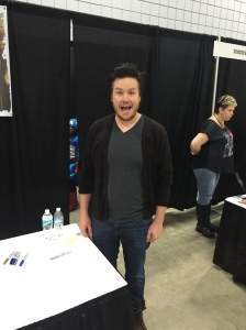 Josh McDermitt (The Walking Dead).