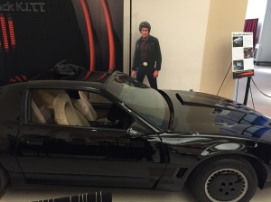 KITT from Knight Rider.