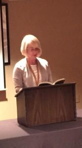 Author Holly Newstein