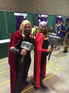 Thor and Thor.