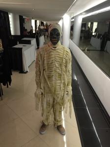 The Mummy.
