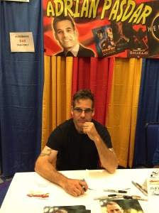 Adrian Pasdar (Agents of SHIELD, Near Dark).