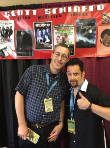 Actor Scott Schiaffo, the Chewlies rep in Clerks.