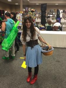 Steampunk Dorothy.