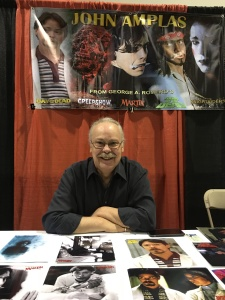 Actor John Amplas (Creepshow).