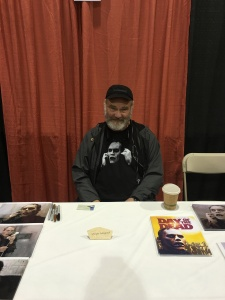 Actor Sherman Howard (Day of the Dead).