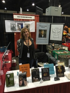 Author Stacey Longo.