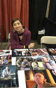 Actress Naomi Grossman (American Horror Story).