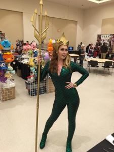Aquawoman.