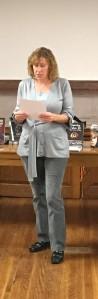 Author Stacey Longo.
