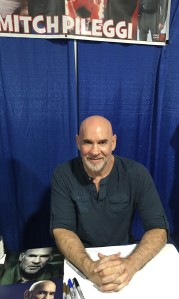 Actor Mitch Pileggi (The X-Files).