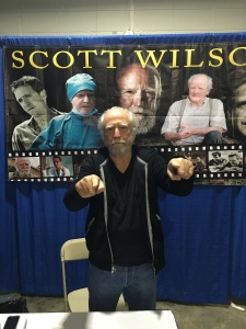 Actor Scott Wilson (The Walking Dead).