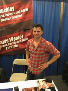 Actor Travis Wester (Euro Trip).